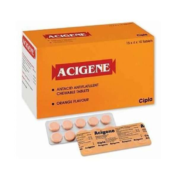 buy Acigene Orange online