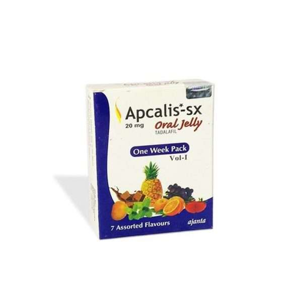 Buy Apcalis Oral Jelly Online