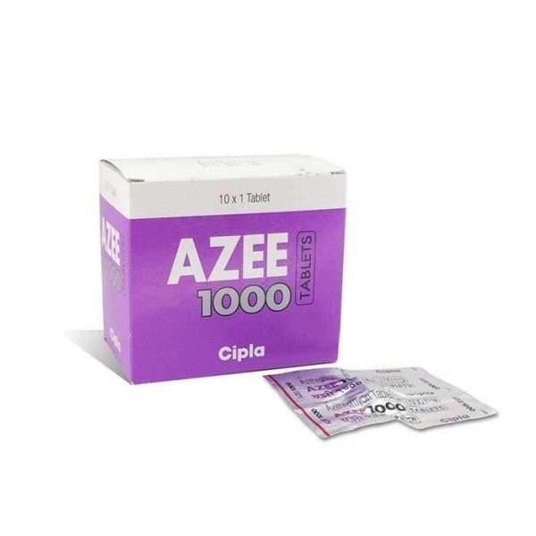 Buy Azithromycin 1000 mg Online
