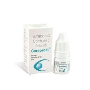 Buy Careprost Eye Drop Online