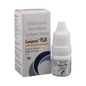 Buy Careprost Plus Eye Drop Online