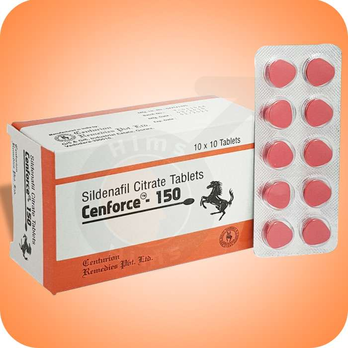Cenforce: The Little Pill That Can Rebuild Your Sexual Life