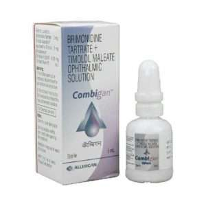 Buy Combigan Eye Drop Online
