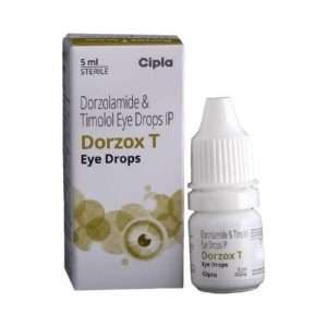 Buy Dorzox T Eye Drop Online