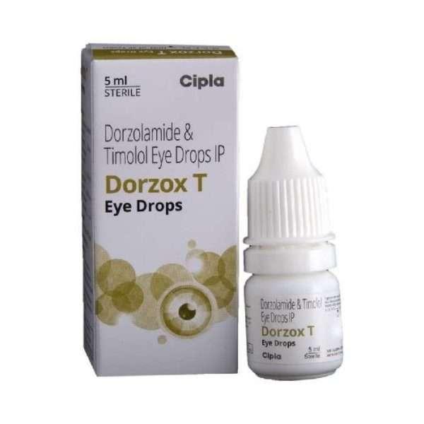Buy Dorzox T Eye Drop Online