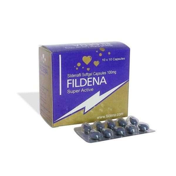 Buy Fildena Super Active online