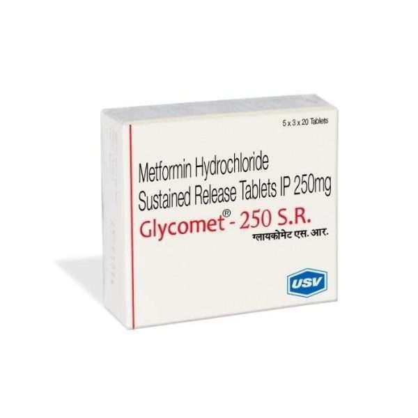Buy Metformin 250 mg Online