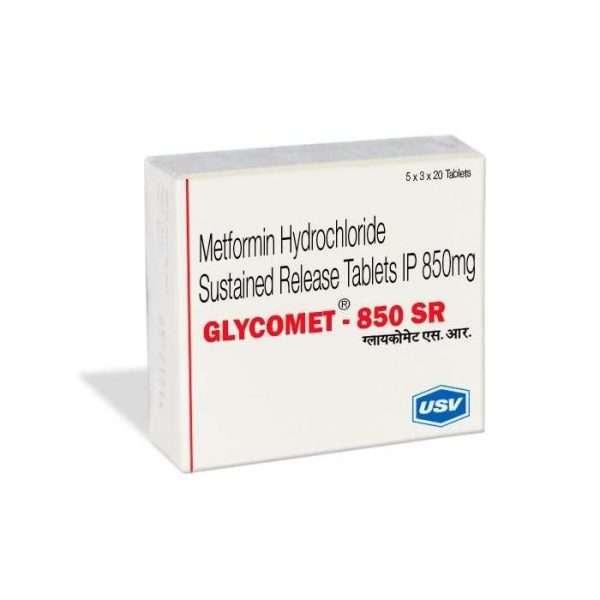 Buy Metformin 850 mg Online