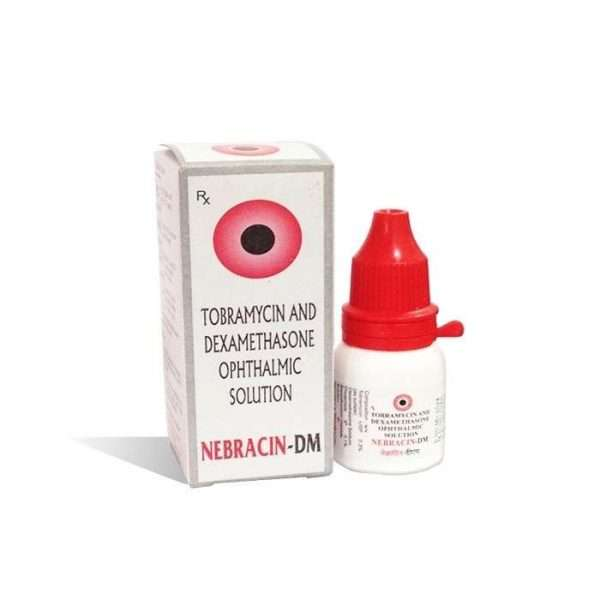 Buy Nebracin Eye Drop Online