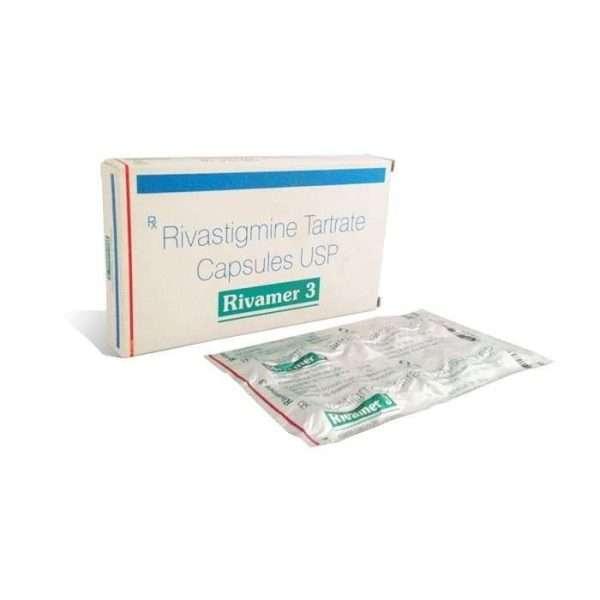 Buy Rivastigmine 3 mg Online